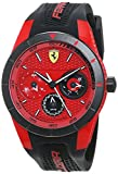 Scuderia Ferrari Analog Red Dial Men's Watch - 830255