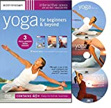 Best Beginner Yogas - Yoga For Beginners (3 DVD Set) [2010] Review