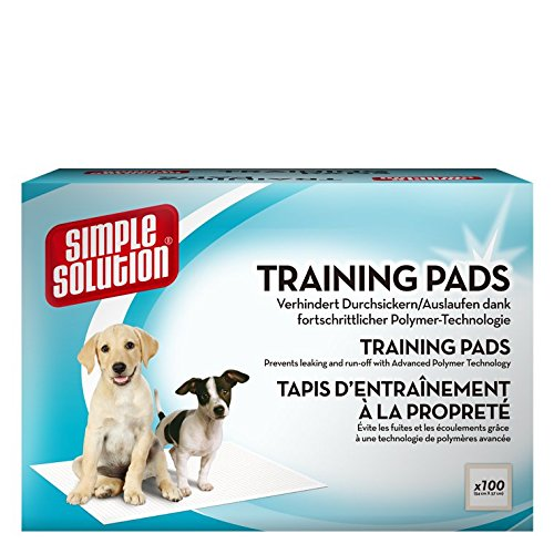 Simple Solution Training Pads 100 Stück (Hund-pad-training)