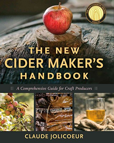 [The New Cider Maker's Handbook: A Comprehensive Guide for Craft Producers] (By: Claude Jolicoeur) [published: October, 2013]