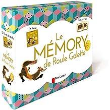 Roule Galette : l'histoire + le jeu mémory
