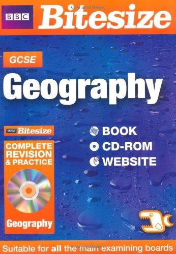 GCSE Bitesize Geography Complete Revision and Practice (Bitesize GCSE)
