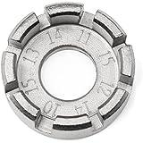TRIXES Spanschlüssel für Fahrrad Spanner mit 6 Größen Radspeichen