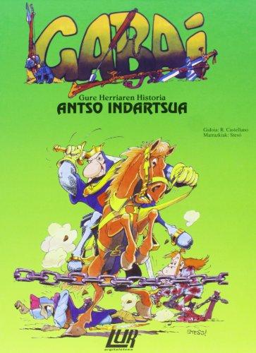 Gabai 5 - Antso Indartsua (Gabai (lur)) por Rafael Castellano