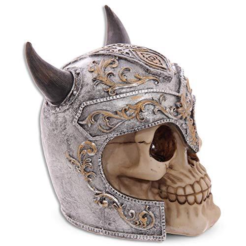 Kupfer Kostüm Und Tod - Deko Totenkopf