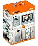 Bticino - 317113 kit de video teléfono de pantalla táctil de 2 hilos 7