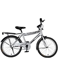 """Vaux Plus 20T Kids Bicycle for Boys, Ideal for Cyclist with Height (3'11"""" -€"""" 4'3""""_Blue)"""