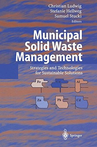 Municipal Solid Waste Management: Strategies and Technologies for Sustainable Solutions -