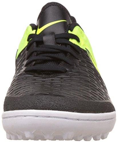 Nike Magistax Pro TF, Chaussures de Foot Homme Noir / citron vert / blanc (noir / électrique - électrique - blanc)