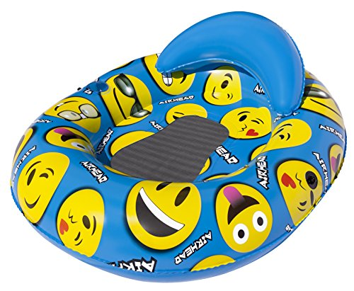 Intex River Run I Inflatable Float Sport Lounge Raft With Cup Holders Bracing Up The Whole System And Strengthening It Kayaking, Canoeing & Rafting