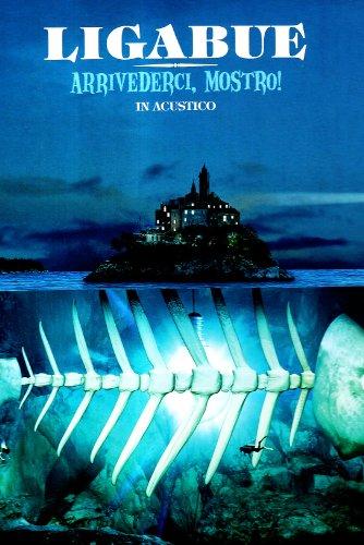 Arrivederci Mostro!-in Acustic - LP vinile 180 gr. Edizione Limitata Numerata