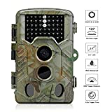 Best Game Cameras - Trail Camera, iado Night Vision Hunting Cameras 1080P Review