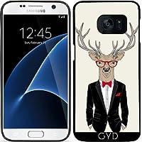 Custodia in silicone per Samsung Galaxy S7 (SM-G930) - Pronto Per La Festa by Olga Angelloz Design