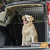 Travall® Guard Hundegitter TDG1141 – Maßgeschneidertes Trenngitter in Original Qualität - 8