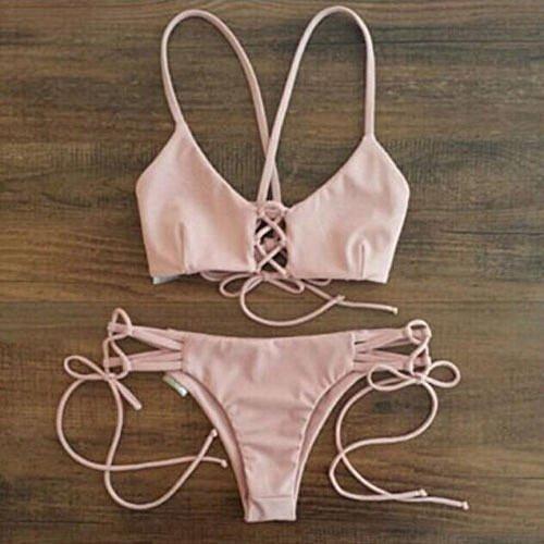 valer-frauen-bikini-verband-swimwear-bandeau-push-up-gepolsterter-bh-badeanzug-bademode-rosa