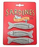 Happy Meow Sardine Catnip Toy