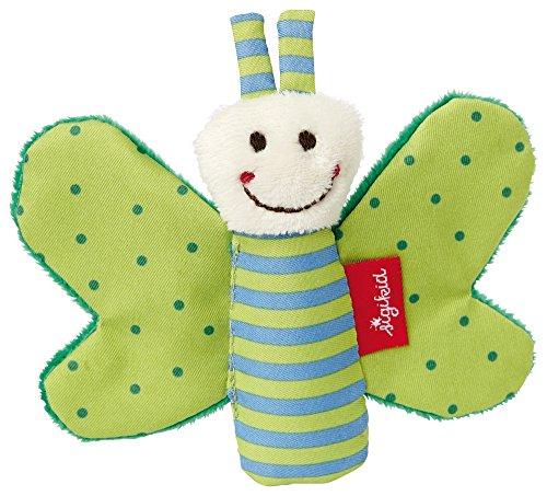 sigikid, Mädchen und Jungen, Greifling Schmetterling, Grün, 41179