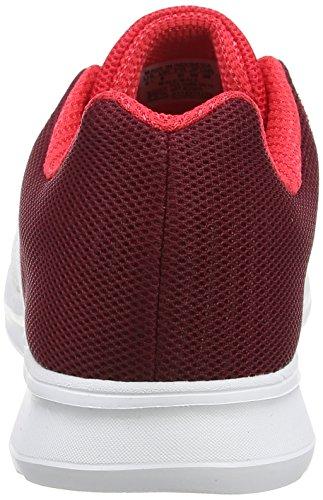 adidas Lite Runner M, Chaussures de Running Homme Rouge - Rojo (Rojray / Ftwbla / Buruni)