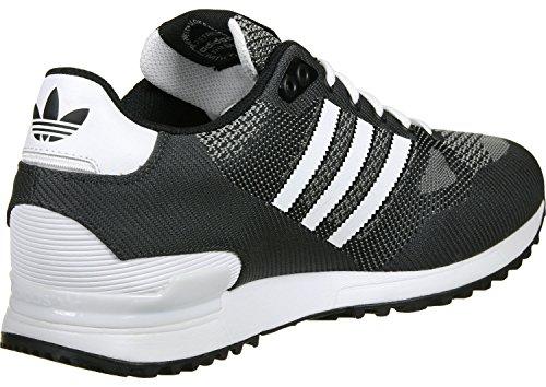 adidas Zx 750 Wv, Chaussures de Course Homme Noir