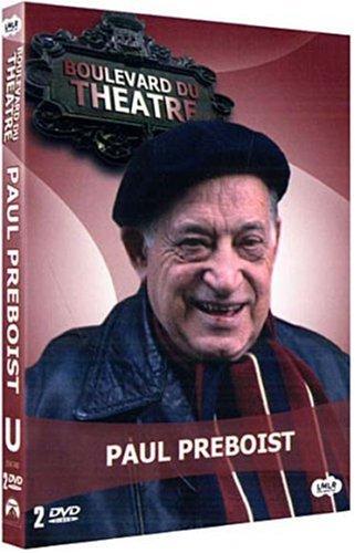 Bild von Boulevard du théâtre : Paul Preboist [FR Import]