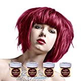 La Riche Directions Semi Permanent Rose Red Hair Colour Dye x