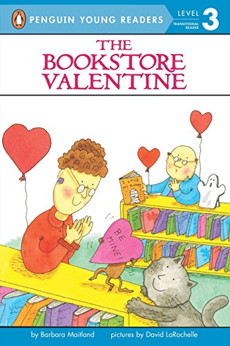 The Bookstore Valentine (Penguin Young Readers. Level 3)