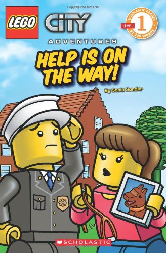 Lego City: Help Is on the Way! (Level 1) (Lego Readers)