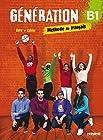 Génération 3 niv.B1 - Livre + Cahier + CD mp3 + DVD