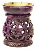 Alterras - Duftlampe: Sternblüte Purple (H: 11cm, : 9cm)