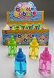 10 Seifenblasen in Flaschenform Mitgebsel Kindergeburtstag