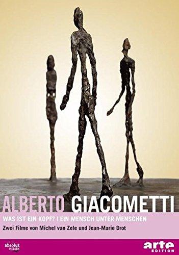 Alberto Giacometti, DVD