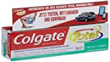 Colgate Total Fresh Stripe Zahncreme, 4er Pack (4 x 75 ml)