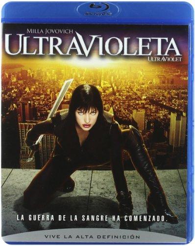 Ultravioleta (Blu-Ray) (Import) (2006) Milla Jovovich; Cameron Bright; Nich