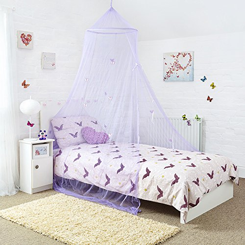 princess-bed-canopy-beautiful-butterfly-childrens-bed-canopy-in-lilac-quick-and-easy-to-hang-girls-b