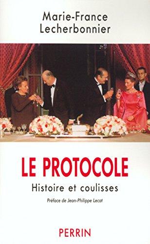 Les coulisses du protocole
