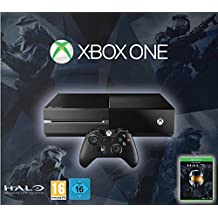 Xbox One - Consola 500 GB + Pack Halo: The Master Chief Collection