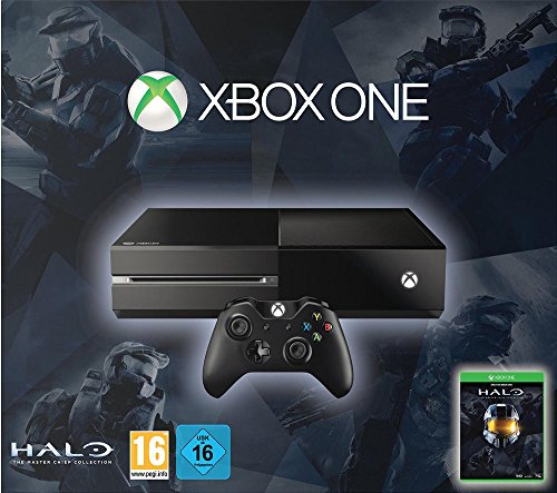 Xbox One Konsole inkl. Halo - The Master Chief Collection (DLC)