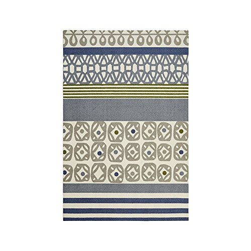 LongYu Teppich Teppich Geometrische hochwertige chemische Faser Polyester Kunst Wohnzimmer Schlafzimmer Matten Wasseraufnahme (Size : 2000MM*2900MM)