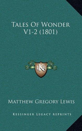 Tales of Wonder V1-2 (1801)