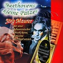 Beethovens kleine Patzer: Jörg Maurer mit seiner kabarettistischen Musik-Revue, fortissimo am Flügel serviert