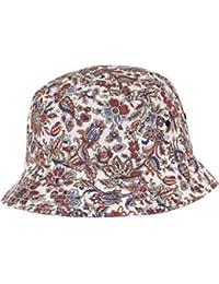 Flexfit Cotton Twill Bucket Hat - Unisex Anglerhut für Damen und Herren, einfarbig, mit patentiertem Flexfit Band