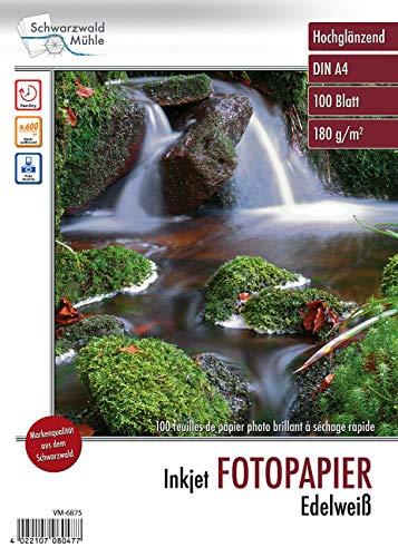Schwarzwald Mühle Fotodruckpapier: Hochglanz-Fotopapier