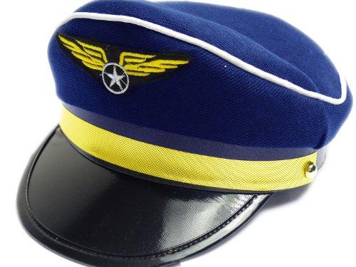 SCHIRMMÜTZE für Piloten und Flieger