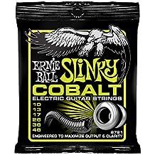Ernie Ball Cobalt Regular Slinky Set, .010-.046