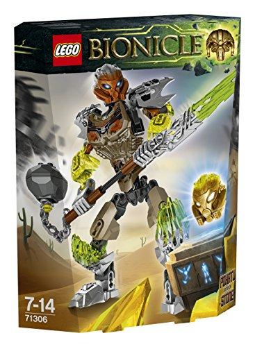LEGO 71306 - Bionicle Pohatu Unificatore Della Pietra
