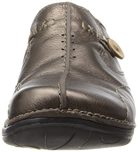Clarks Un. Loop Womens Bronze leather