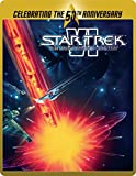 Star Trek 6 - The Undiscovered Country (50th Anniversary Steelbook) [Blu-ray] [2015]
