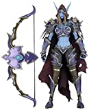 NECA Heroes of the Storm Serie 3 Sylvanas Action Figur, 17,8 cm