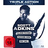 Scott Adkins Triple Action Collection [Blu-ray]