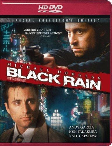 Black Hd-dvd (Black Rain [HD DVD] [Special Collector's Edition] [Special Edition])